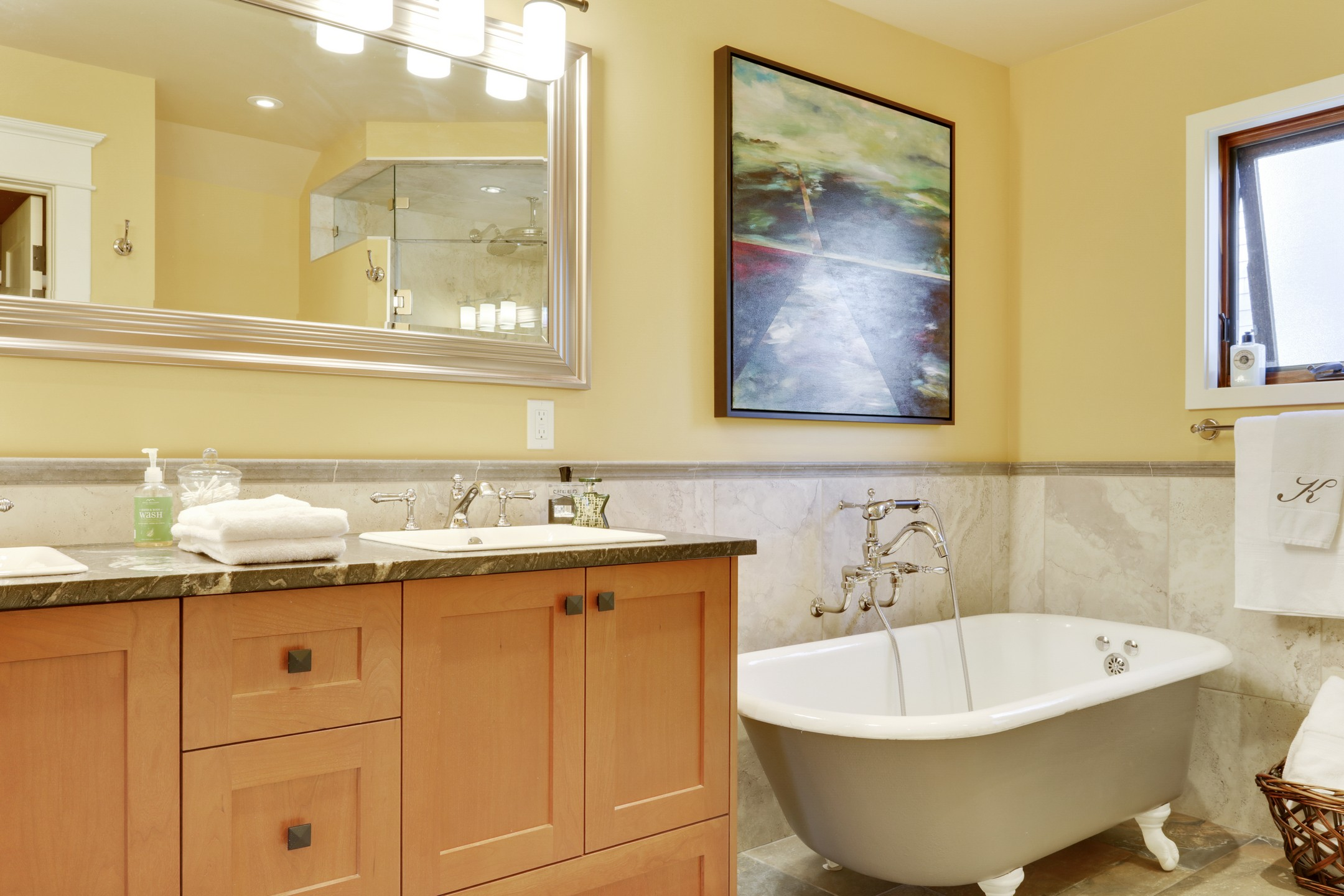 Lower Mount Royal - Bathroom