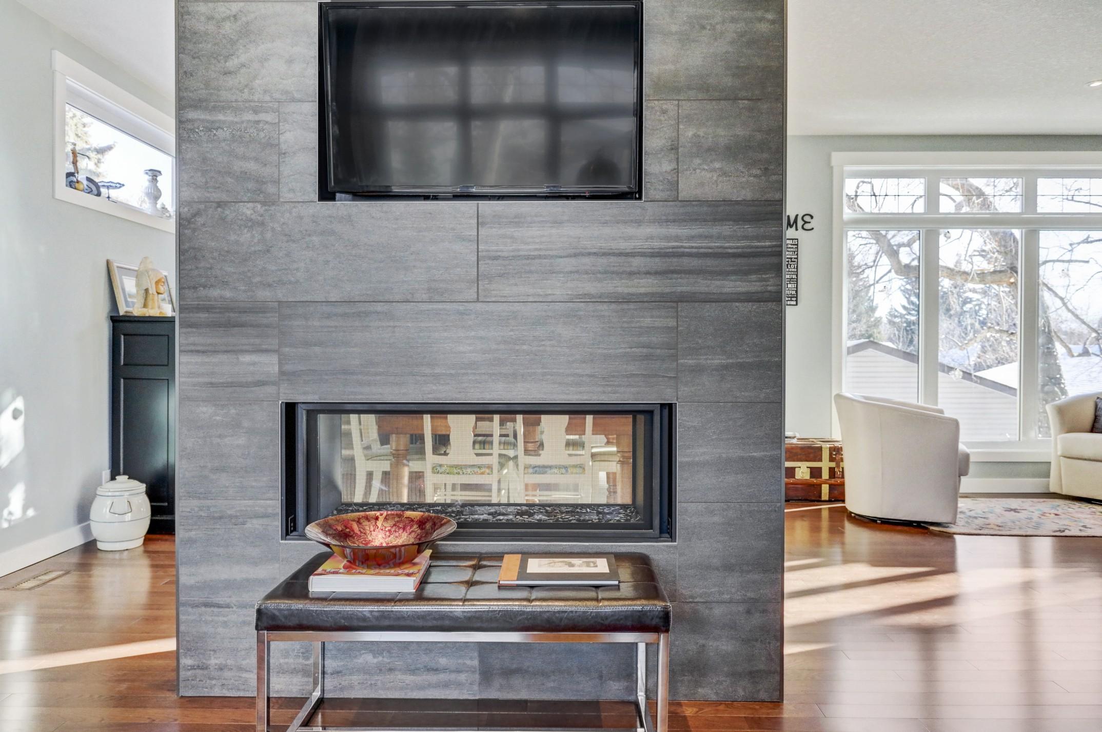 Glenbrook - Fireplace