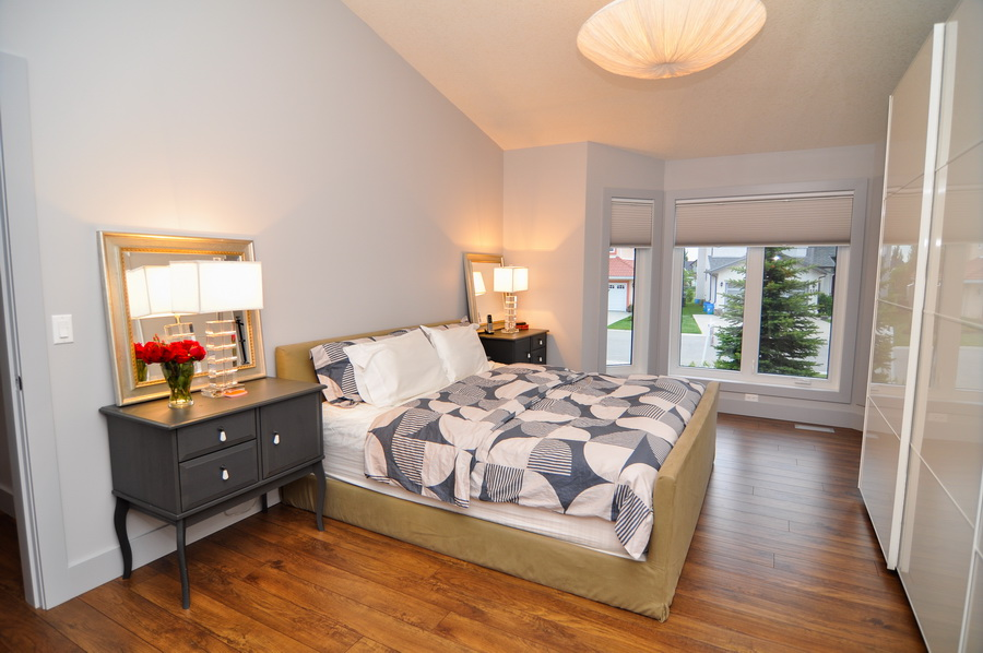Chestermere after - Bedroom