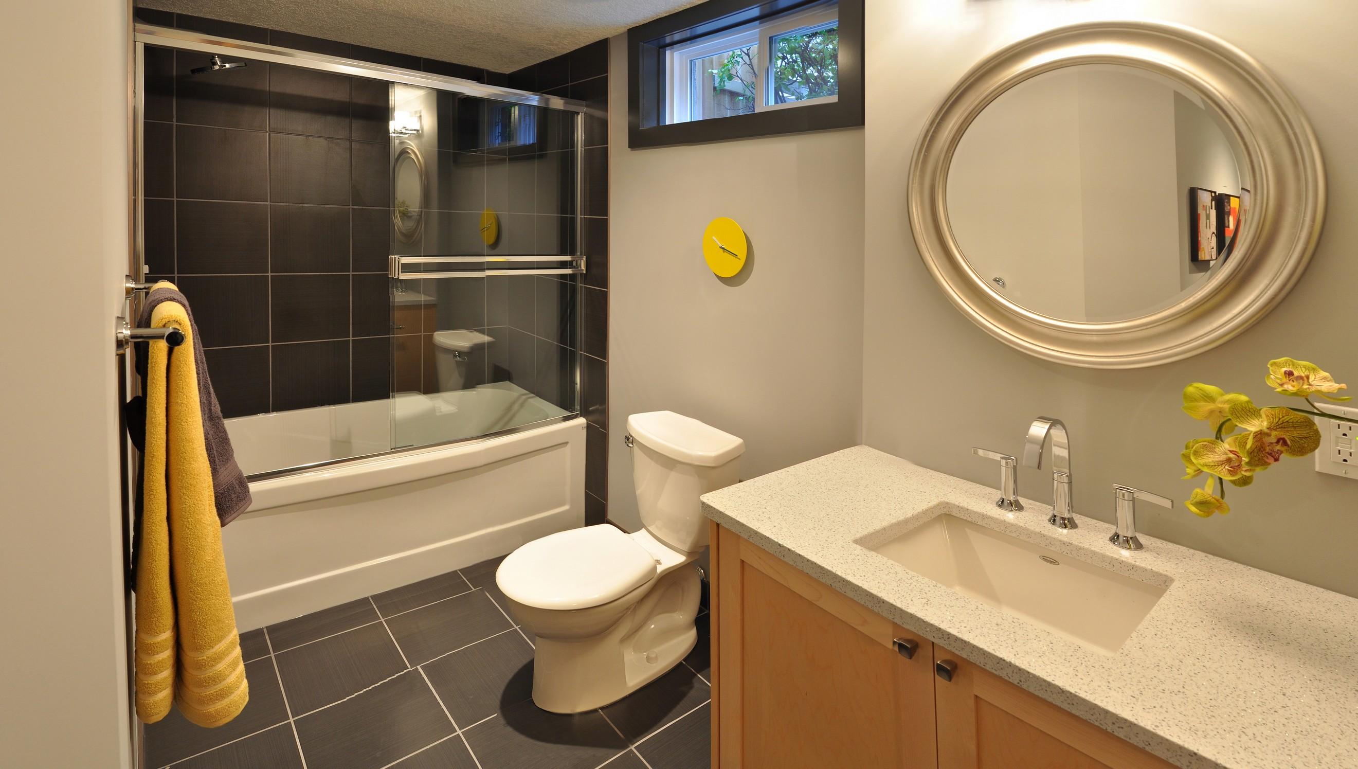 Kingsland after - Bathroom