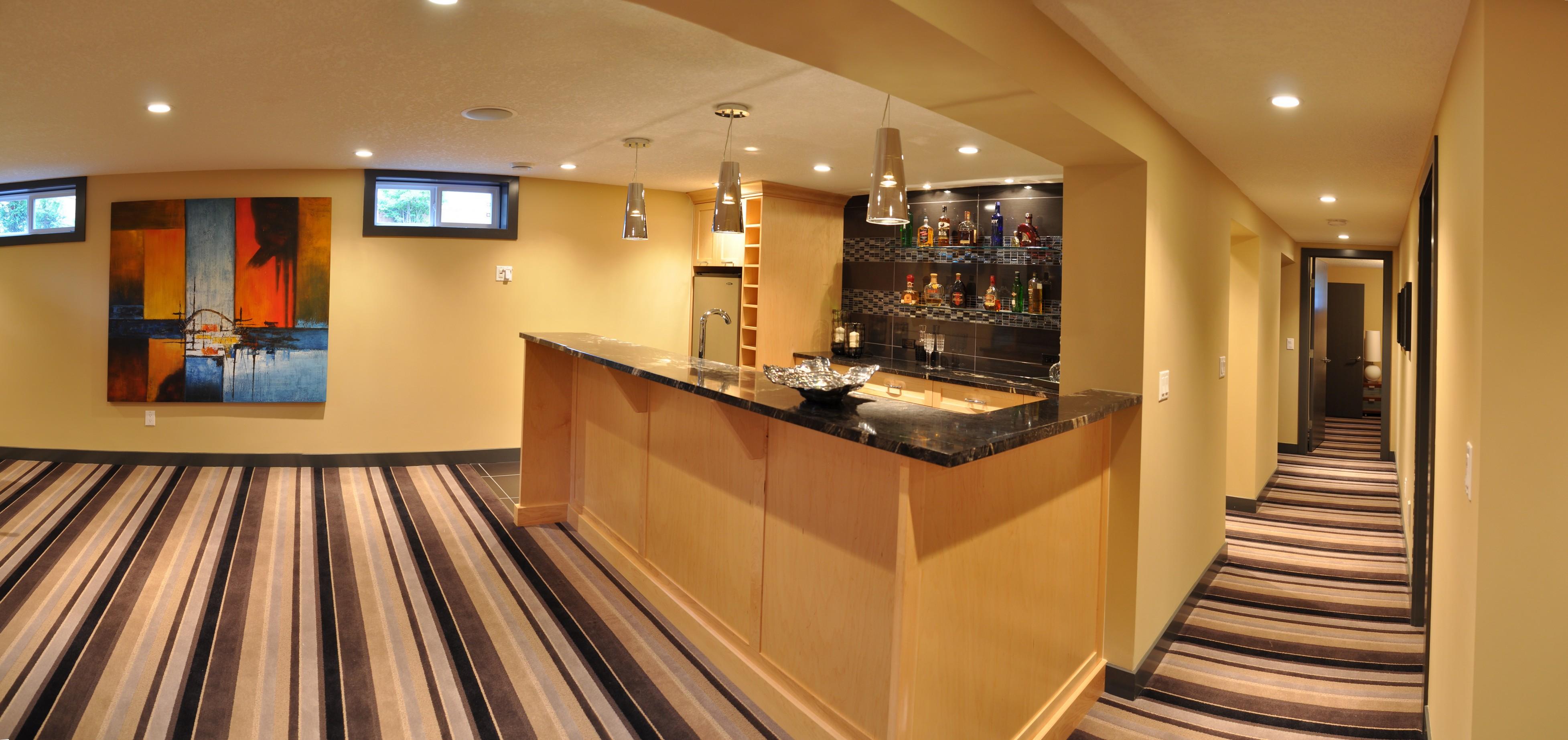 Kingsland after - Basement Bar