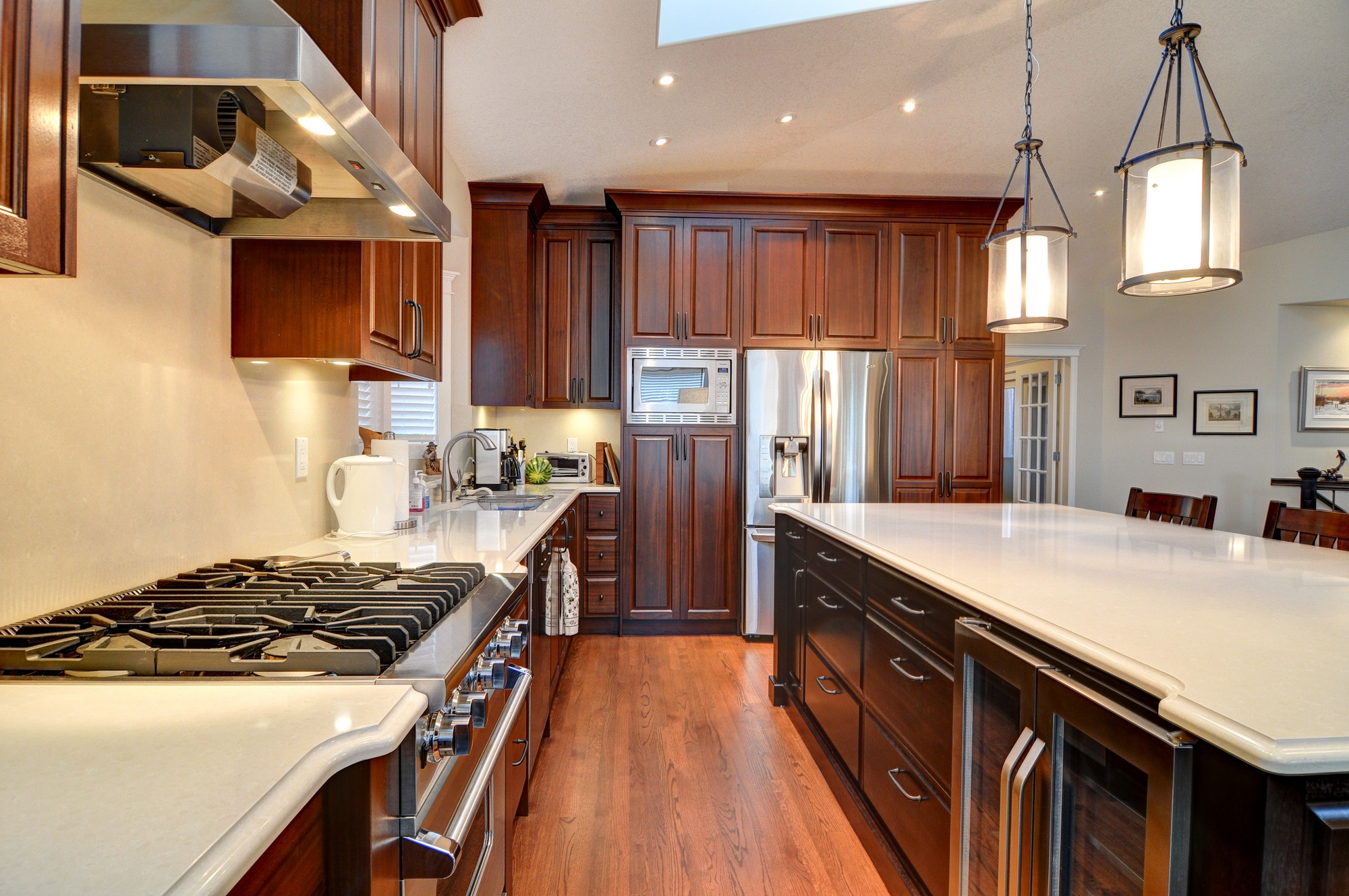 Douglasdale after - kitchen