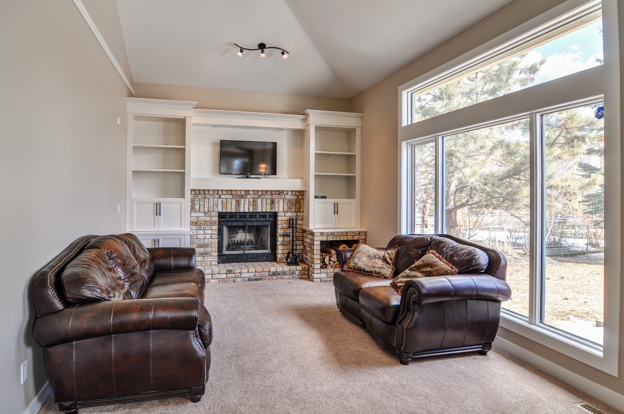Sundance after - family room