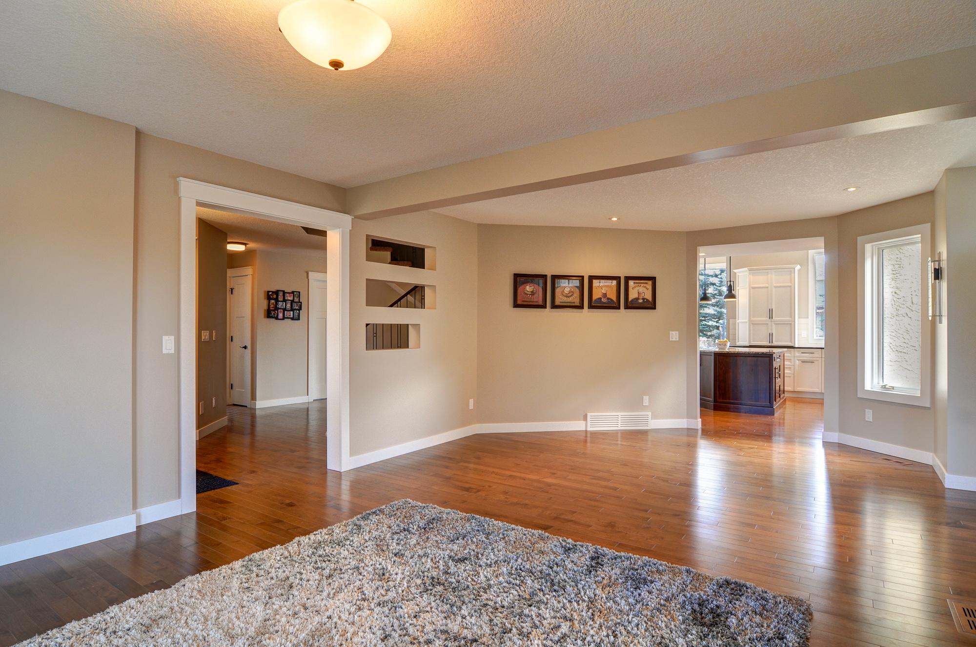 Sundance after - Living room