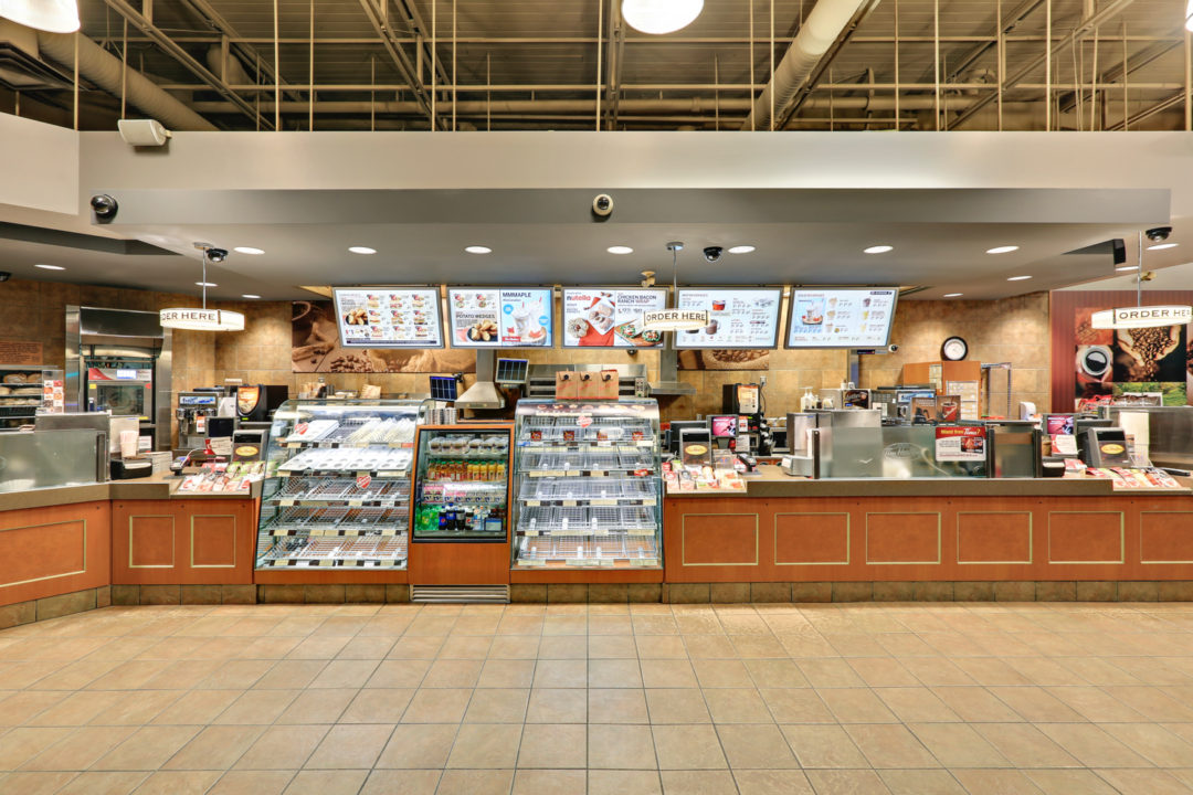Tim Hortons – 17th Ave