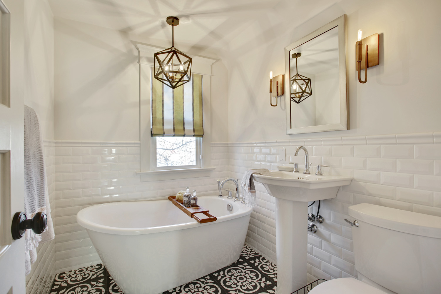 After - Guest bathroom