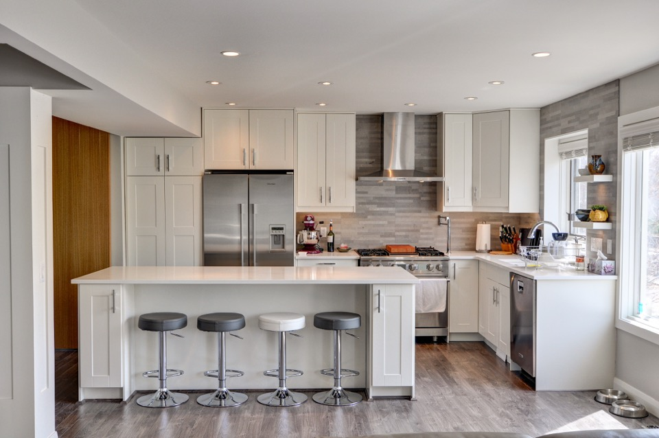 Country Hills After - Kitchen