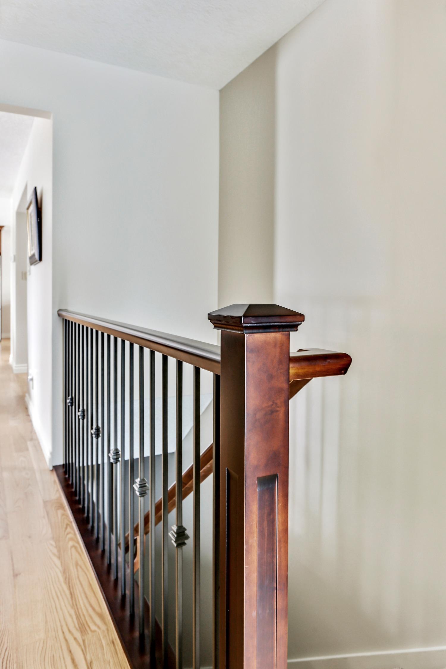 Parkland - After stairway